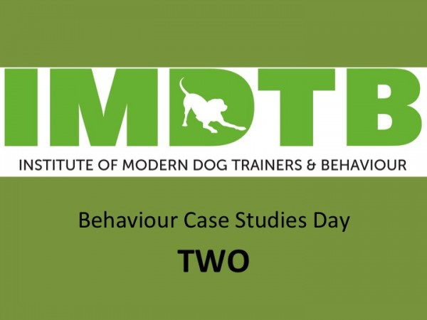 Behaviour Case Studies TWO